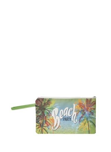T-Box Plaj Çantası Yeşil